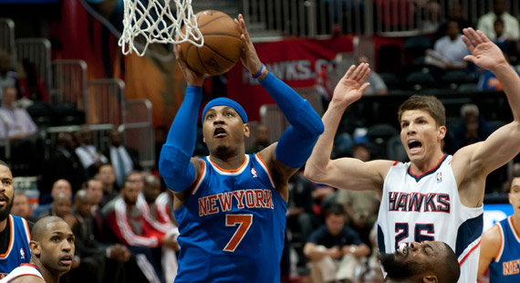 Knicks Top Clippers; Grizzlies Move into Fourth Spot