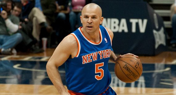 Knicks Beat Nets on Kidd Three Pointer 100-97