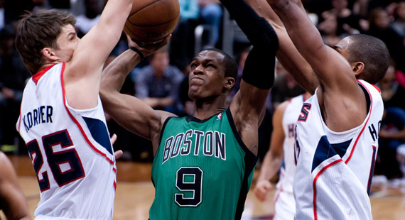 BasketBrawl in Boston; Nets Rip Celtics