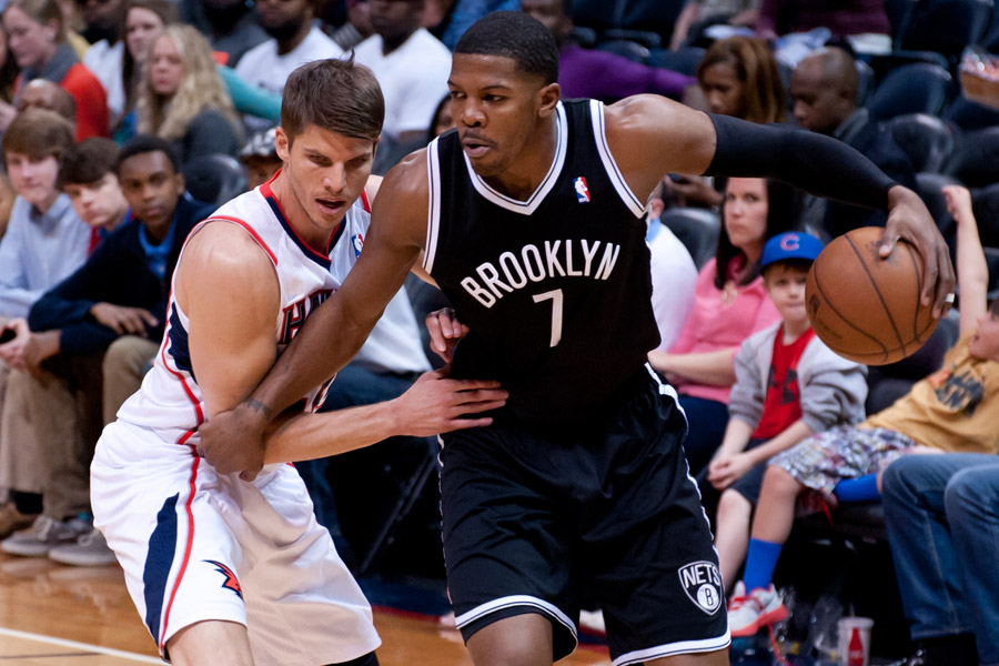 Joe Johnson & Kyle Korver