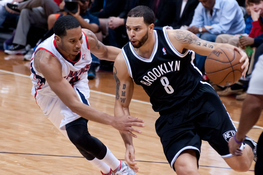 Deron Williams & Devin Harris