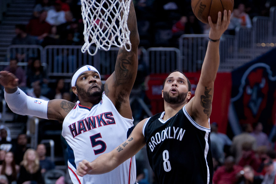 Deron Williams & Josh Smith